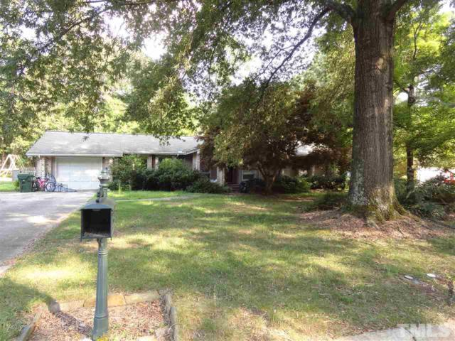 2007 Ryerson Drive, Garner, NC 27529 (#2203853) :: The Perry Group
