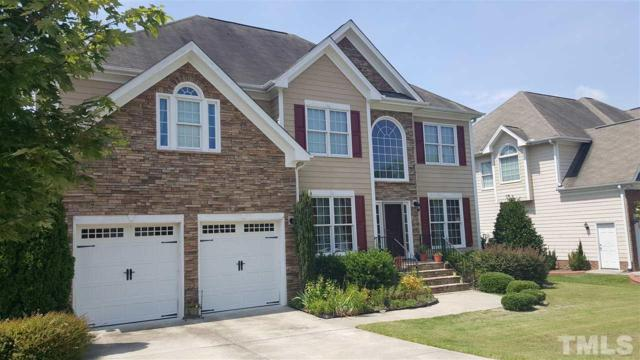 207 Allendown Lane, Knightdale, NC 27545 (#2203879) :: Marti Hampton Team - Re/Max One Realty