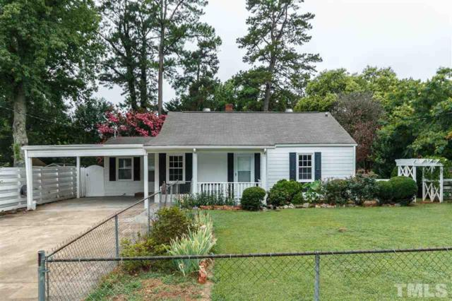 2510 Springhill Avenue, Raleigh, NC 27603 (#2203894) :: The Jim Allen Group