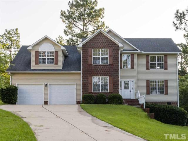 57 Mallard Trail, Sanford, NC 27332 (#2203911) :: M&J Realty Group