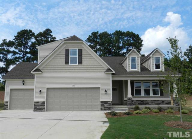 151 Kyndallee Lane, Garner, NC 27529 (#2203916) :: Raleigh Cary Realty