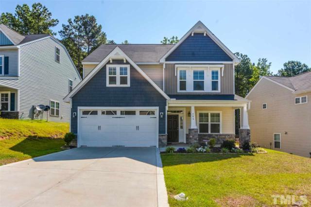 406 Summerwind Plantation Drive, Garner, NC 27529 (#2203950) :: Allen Tate Realtors