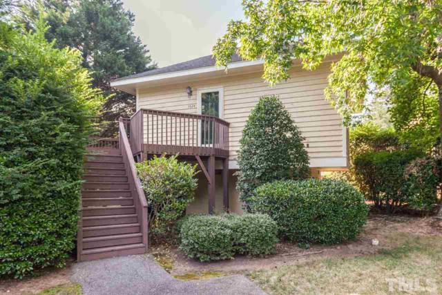 3624 Mill Run #24, Raleigh, NC 27612 (#2204019) :: The Perry Group