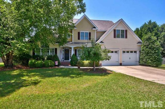 7240 Oak Village Way, Fuquay Varina, NC 27526 (#2204029) :: Allen Tate Realtors