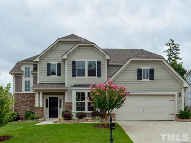2104 Rainy Lake Street, Wake Forest, NC 27587 (#2204035) :: The Perry Group