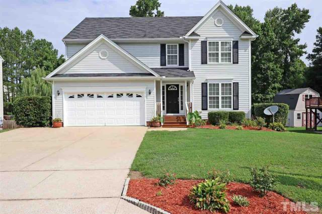 6521 Willowlawn Drive, Wake Forest, NC 27587 (#2204066) :: The Perry Group
