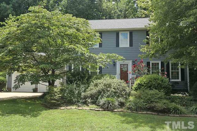 7308 Cape Charles Drive, Raleigh, NC 27617 (#2204086) :: The Abshure Realty Group