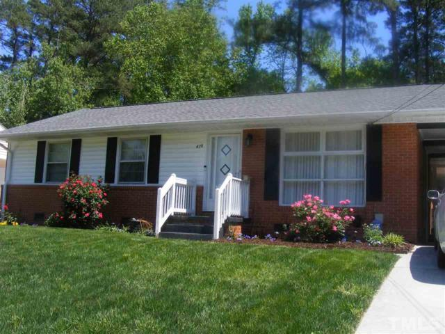 439 Glenbrook Drive, Raleigh, NC 27610 (#2204105) :: Raleigh Cary Realty