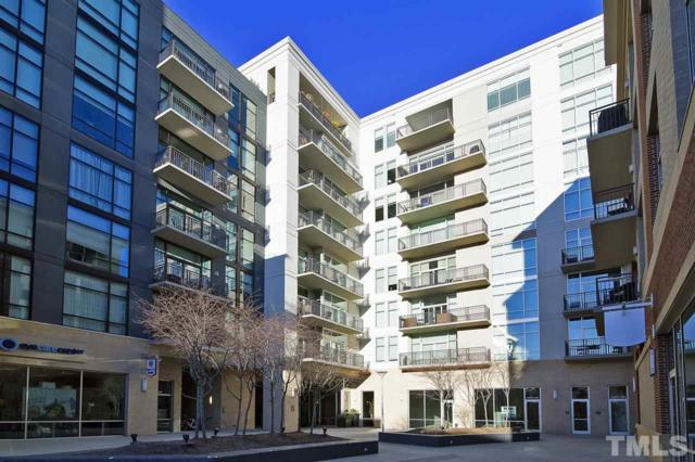 140 W Franklin Street #508, Chapel Hill, NC 27516 (#2204159) :: M&J Realty Group
