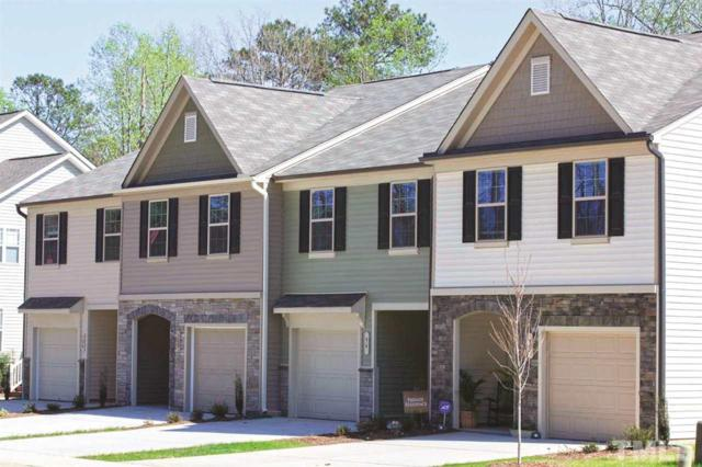 104 Cleveland Road #420, Garner, NC 27529 (#2204167) :: The Abshure Realty Group