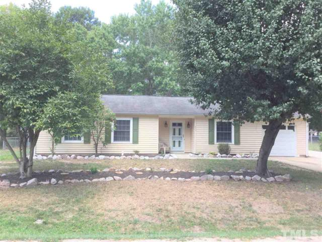 317 Sallinger Street, Knightdale, NC 27545 (#2204174) :: Raleigh Cary Realty