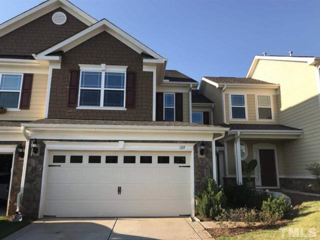 129 Mayfield Drive, Apex, NC 27539 (#2204237) :: M&J Realty Group