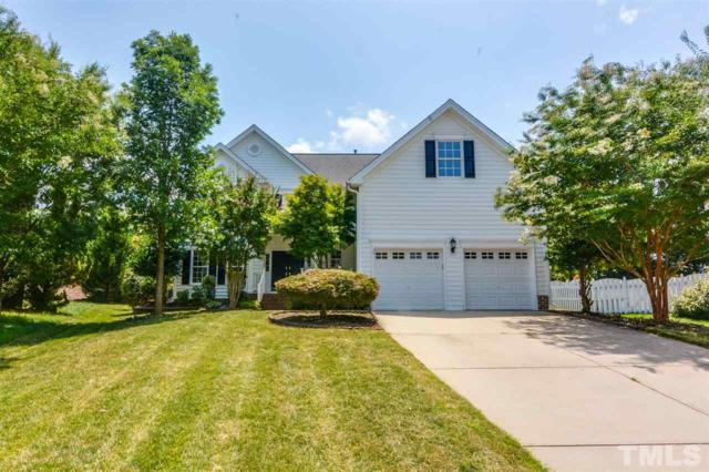 11732 Dellcain Court, Raleigh, NC 27617 (#2204244) :: M&J Realty Group