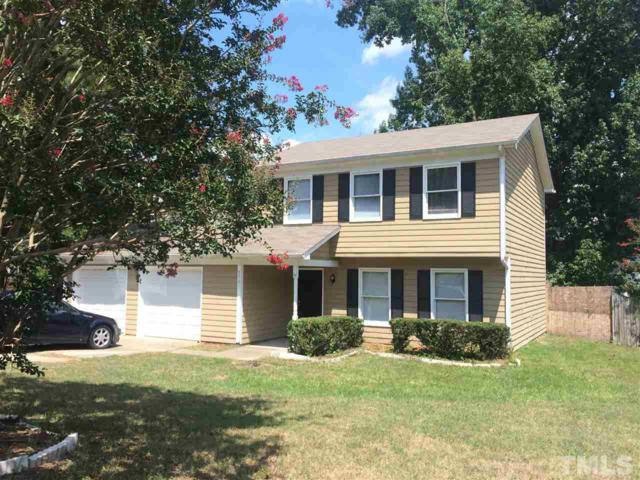 5701 Continental Way, Raleigh, NC 27610 (MLS #2204249) :: The Oceanaire Realty