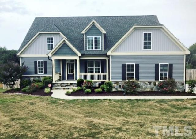 1055 Bluebell Lane, Wake Forest, NC 27587 (#2204259) :: M&J Realty Group