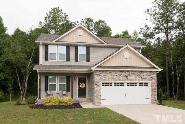 205 Willow Ridge Drive, Louisburg, NC 27549 (#2204274) :: The Perry Group