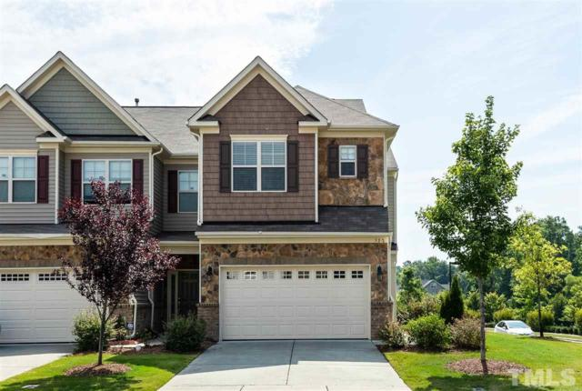 537 Whitworth Lane, Morrisville, NC 27560 (#2204276) :: The Abshure Realty Group