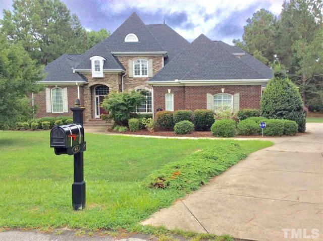 48 Chambury Court, Garner, NC 27529 (#2204280) :: Raleigh Cary Realty