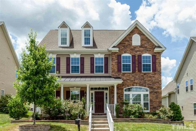 1033 Hildebran Lane, Morrisville, NC 27560 (#2204283) :: The Abshure Realty Group
