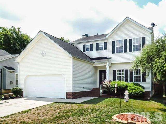 4128 Mantua Way, Raleigh, NC 27604 (#2204295) :: The Abshure Realty Group