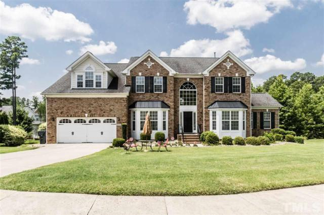 1004 Longwillow Court, Morrisville, NC 27560 (#2204298) :: The Abshure Realty Group