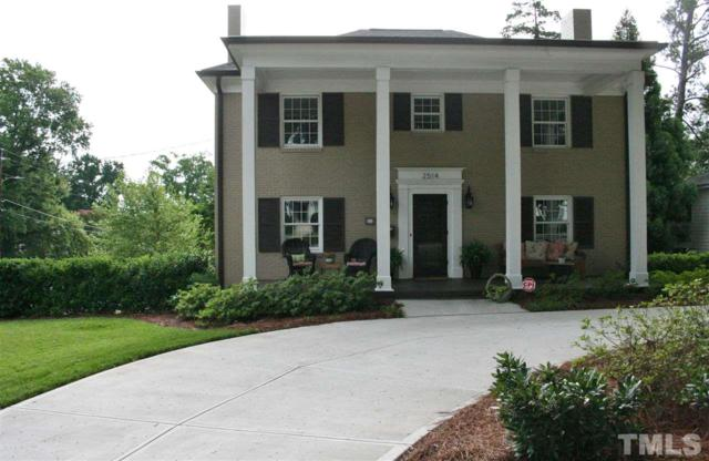 2514 St Marys, Raleigh, NC 27609 (#2204302) :: Raleigh Cary Realty