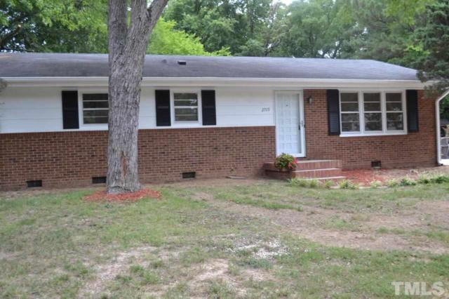 2709 Ramsey Road, Raleigh, NC 27604 (#2204317) :: The Jim Allen Group