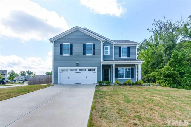 1103 Kimball Crest Court, Fuquay Varina, NC 27526 (#2204320) :: The Abshure Realty Group