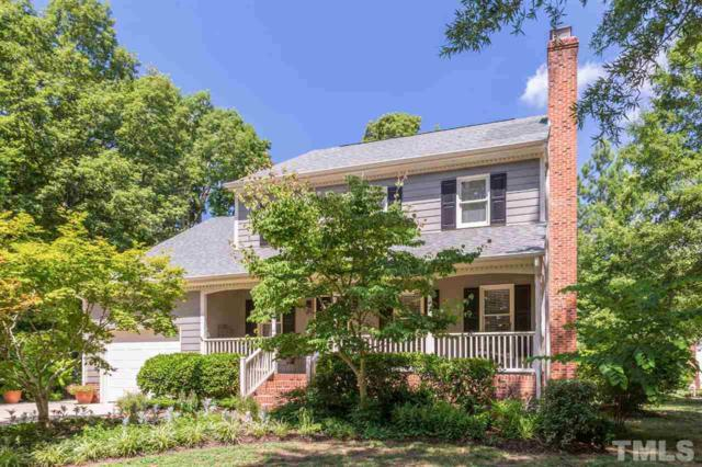1302 Chimney Hill Drive, Apex, NC 27502 (#2204322) :: M&J Realty Group