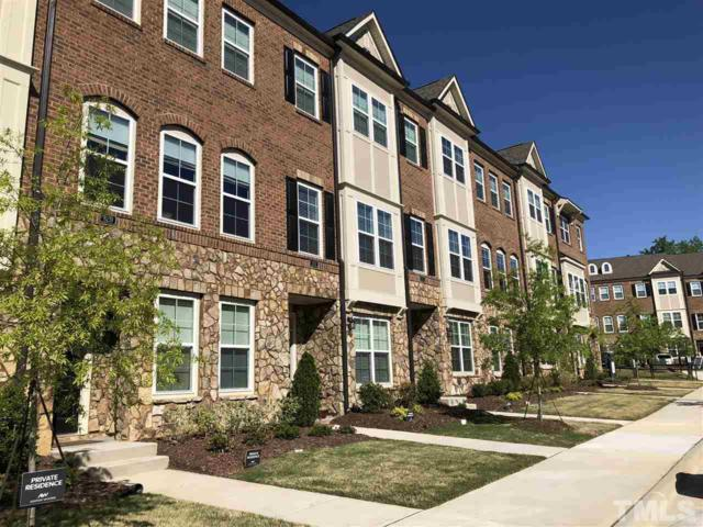 817 Bankston Woods Way #76, Raleigh, NC 27609 (#2204360) :: M&J Realty Group