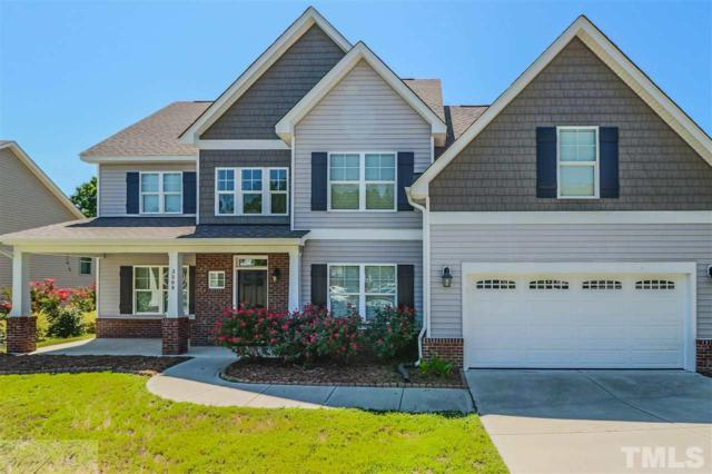 3508 Bloomfield Way, Raleigh, NC 27616 (#2204378) :: M&J Realty Group