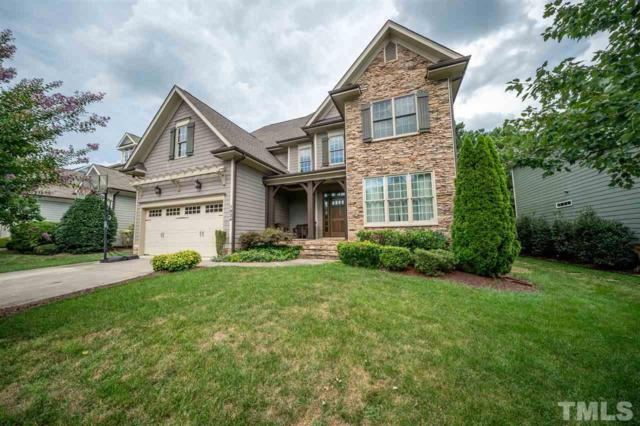 1024 Prairie Aster Court, Wake Forest, NC 27587 (#2204403) :: M&J Realty Group