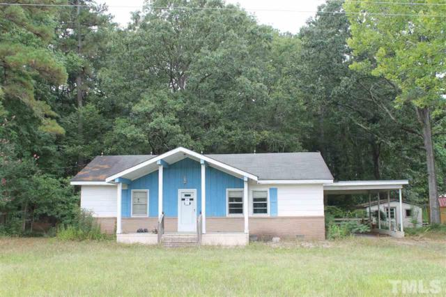 1636 Old Hinton Road, Princeton, NC 27569 (#2204410) :: Marti Hampton Team - Re/Max One Realty
