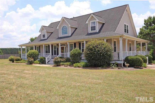 1320 Lake Wendell Road, Wendell, NC 27591 (#2204435) :: M&J Realty Group