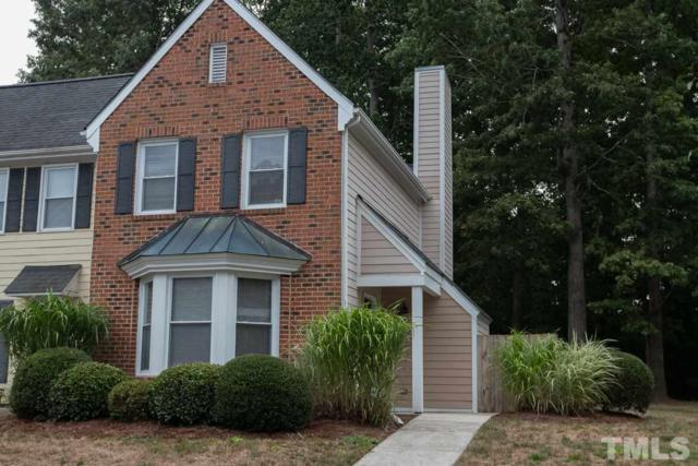 11 Forest Glen Drive #11, Chapel Hill, NC 27517 (#2204455) :: Raleigh Cary Realty