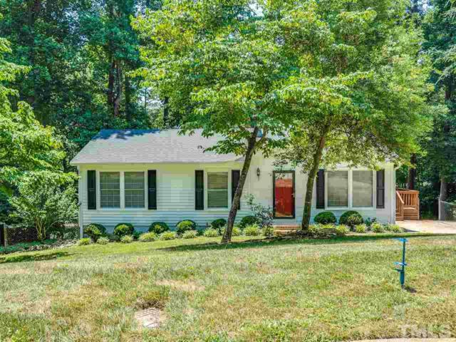 6001 Ballou Court, Raleigh, NC 27609 (#2204460) :: The Perry Group