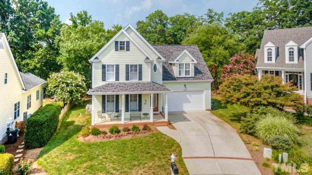 107 Kenneil Court, Apex, NC 27502 (#2204517) :: The Perry Group