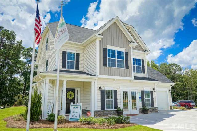 100 Belleforte Park Circle, Garner, NC 27529 (#2204522) :: The Abshure Realty Group