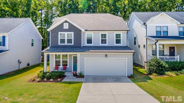 117 Occidental Drive, Holly Springs, NC 27540 (#2204523) :: Marti Hampton Team - Re/Max One Realty