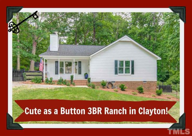 2400 Hemlock Circle, Clayton, NC 27520 (MLS #2204524) :: The Oceanaire Realty