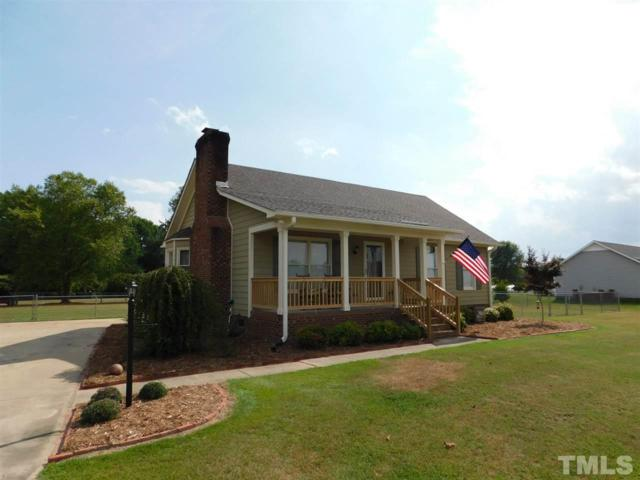 253 Sanders Road, Benson, NC 27504 (MLS #2204527) :: The Oceanaire Realty