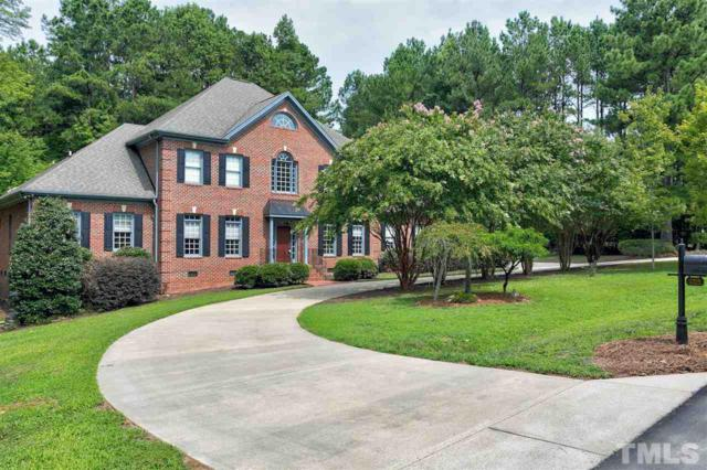 5325 Birchleaf Drive, Raleigh, NC 27606 (MLS #2204529) :: The Oceanaire Realty