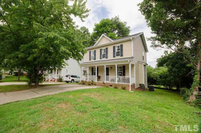 208 Whistling Swan, Wake Forest, NC 27587 (#2204530) :: Raleigh Cary Realty
