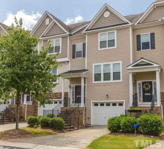 705 Keystone Park Drive #8, Morrisville, NC 27560 (#2204532) :: The Abshure Realty Group