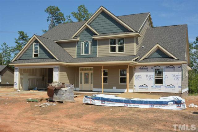 18 Look Drive, Garner, NC 27529 (#2204537) :: The Perry Group