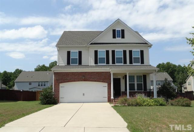 212 Airedale Drive, Holly Springs, NC 27540 (#2204548) :: The Perry Group