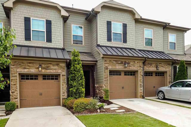 2457 Baslow Drive, Apex, NC 27539 (#2204566) :: The Abshure Realty Group