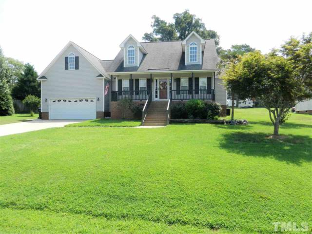 952 Black Angus Drive, Garner, NC 27529 (#2204570) :: The Abshure Realty Group