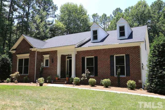 7118 Wexford Woods Trail, Raleigh, NC 27613 (#2204576) :: The Abshure Realty Group