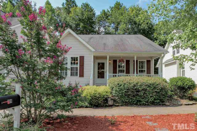 109 Cross Hill Lane, Holly Springs, NC 27540 (#2204579) :: Marti Hampton Team - Re/Max One Realty